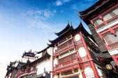 Shanghai antika arkitekturen — Stockfoto