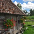 Stock Photo: Traditional village house
