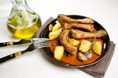 Pork ribs — Foto Stock