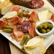 Homelike italiappetizer — Stock Photo #16049029