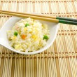 Chinese food, cantonese rice — Stock Photo