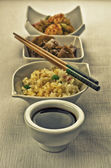 Chinese food — Stock Photo