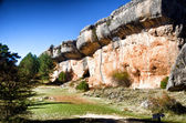 Spanish destination: Ciudad Encantada — Stock Photo