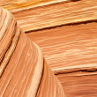 The Wave, Sandstone Curve, Arizona - Stock Photo
