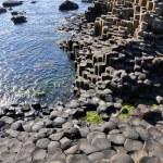 Giant's Causeway, County Antrim, Northern Ireland — Stock Photo