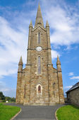 Church at Donegal, Ireland — Stock Photo