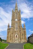 église à donegal, irlande — Photo