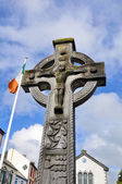 Celtic Cross, Cashel, Ireland — Stock Photo