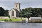 Killaloe domkyrka, grevskapet clare (irlandキラロー大聖堂、クレア州 (アイルランド) — ストック写真
