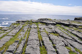 Dun Aengus, Inishmore, Aran islands (Ireland) — Stock Photo