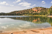 Ruidera Natural Park, Castilla La Mancha (Spain) — Stock Photo