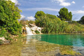 Ruidera Natural Park, Castilla La Mancha (Spain) — Stock Photo