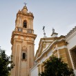 Church of San Miguel, Marchena, Seville (Spain) — Lizenzfreies Foto