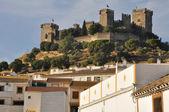 Almodovar del Rio castle, Spain — Stock Photo