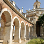Real Church of San Antonio, Aranjuez (Madrid) — Stock Photo