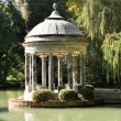 Chinescos pond, Prince's garden, Aranjuez (Madrid) - Stock Photo