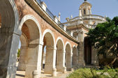 Real Chiesa di san antonio, aranjuez (madrid) — Foto Stock