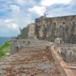 Fort San Felipe del Morro, Puerto Rico (USA) - Stock Photo