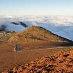 Road at Haleakala National Park - Maui, Hawaii — Stock Photo #14731091