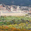 Royal Monastery of San Lorenzo de El Escorial, Madrid — Stock Photo
