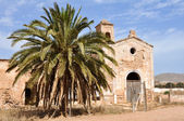 Cortijo del Fraile, historic building in Gata cape NP, Spain — Stock Photo