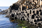 Giant's Causeway, County Antrim, Northern Ireland — 图库照片