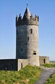 Doonagore castle, co. clare, irland — Stockfoto