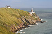 Bailey Lighthouse, Howth, Dublin (Ireland) — Stock fotografie