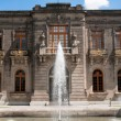 Chapultepec castle, Mexico city — Stock Photo #15807645