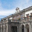 Chapultepec castle, Mexico city — Stock Photo #15808011