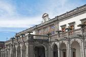 Chapultepec castle, Mexico city — Stock Photo