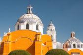 San Jose church, Tlaxcala (Mexico) — Stock Photo