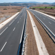 Highway, Basque Country (Spain) - Stock Photo