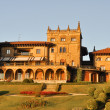 Mansion at Getxo, Basque Country (Spain) - Stock Photo