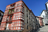 Old Town of Bilbao (Spain) — Stock Photo