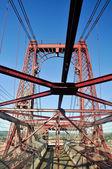 ビスカヤ、ポルトゥガレテ、バスクの国、スペインの橋 — ストック写真