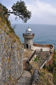 El Caballo lighthouse, Cantabria (Spain) — Stock Photo