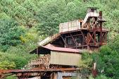 Ancient iron mine, Cabarceno (Spain) — Stock Photo