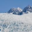 Stock Photo: Aialik glacier, Kenai Fjords NP, Alaska