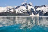 Aialik bay, kenaii fjordy np, aljaška — Stock fotografie