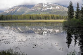 Lake at Kenai Peninsula, Alaska — Stock Photo