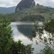 Guatape rock, Antioqui(Colombia) — Stock Photo #17861431