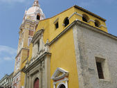 Cathedral of Cartagena de Indias (Colombia) — Stock Photo