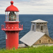 Pointe a la Renommee lighthouse, Quebec (Canada) — Stock Photo
