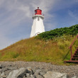 Mulholland Point Lighthouse, Campobello Island (Canada) — Stock Photo