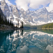 Moraine Lake, Rocky Mountains (Canada) — Stock Photo #18060163