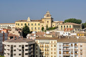 Hospital of Santiago, Cuenca (Spain) — Stock Photo