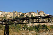 Saint Paul bridge, Cuenca (Spain) — Stock Photo