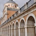 The Royal Palace of Aranjuez. Madrid (Spain) — Stock Photo