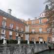 Stock Photo: The Royal Palace of Aranjuez. Madrid (Spain)